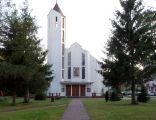 Kościół parafialny pw. Wniebowzięcia NMPw Międzywodziu