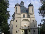 Kościół parafialny w Hodyszewie pw. Wniebowzięcia NMP