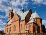 Kościół parafialny w Szerzynach
