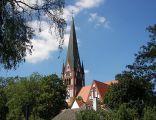 Kościół pod wezwamiem NNMP w Szczecinku