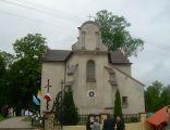 Kościół pw. Nawiedzenia Najświętszej Marii Panny w Strzałkowie