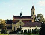 Kościół pw. św. Doroty (pocz. XXw.) w Markowej
