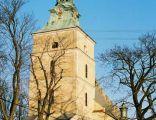 Kościół pw. św. Marcina w Lelowie