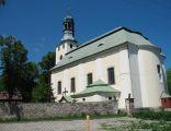 Kościół pw. Wszystkich Świętych w Miszkowicach