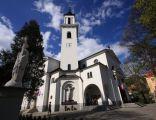 Kościół Rzymskokatolicki Wniebowzięcia NMP w Krynicy-Zdroju