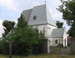 Kościół śś. Piotra i Pawła z 1335 w Bierzowie