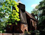 Kościół św. Mikołaja w Lisewie Malborskim