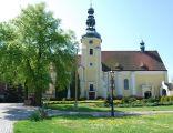 Barokowy kościół p.w. św. Norberta w Czarnowąsach
