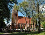 Kościół św. Urszuli z XIV wieku w Lichnowach
