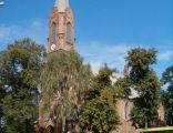Kościół Świętego Jana Chrzciciela przy rynku w Sochocinie