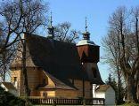Kościół w Bliznem - wpisany na listę UNESCO, pochodzi z XV wieku