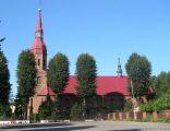 Kościół w Katowicach - Podlesiu wybudowany w 1920 roku