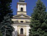 Kościół w Makowie Podhalańskim