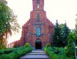 Kościół w Ociece