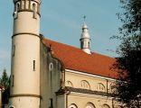 Kościół we Frysztaku