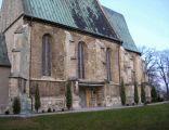 Kościół z 1499 roku w Szańcu