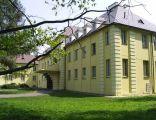 Międzyrzec Podlaski - pałac Potockich