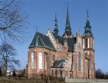 Neogotycki kościół pw. św. Jana Chrzciciela w Bielsku