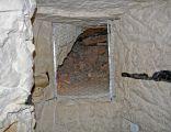 Neolityczny chodnik w kopalni Krzemionki