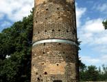 Ośno Lubuskie, baszta murów miejskich