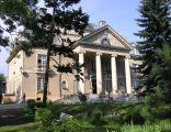 Pałac Baildonów w Łubiu, obecnie Dom Opieki Społecznej