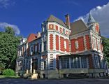 Pałac Kronenbergów w Brzeziu