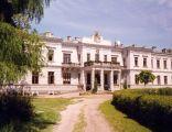 Pałac w Szymanowie