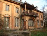 Pałac Wilhelma - w parku Schoena