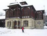 Pijalnia wód w Szczawnie-Zdroju