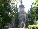 Renesansowy pałac w Iłowej