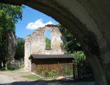 Ruiny kościoła poewangelickiego w Miszkowicach