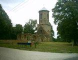 Ruiny kościoła w Górzynie