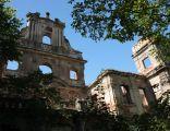 Ruiny Pałacu w Chróstniku