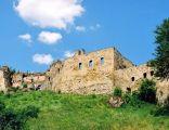 Ruiny zamku Kamieniec