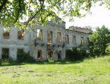 Ruiny zamku w Włodowicach