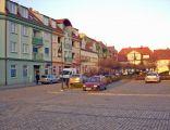 Rynek w Brzegu Dolnym