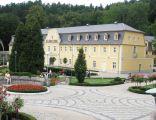"""Sanatorium """"Zameczek"""" w Kudowie-Zdroju"""