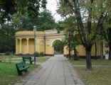 Skierniewice - Brama Parkowa