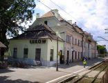 Stacja kolejowa w Łukowie