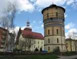 Szprotawa - wieża ciśnień