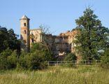 Uraz k. Wrocławia - ruiny zamku