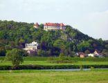 Zamek w Krakowie Przegorzałach