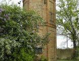 Wieża ciśnień przy Zajeździe Dworek w Choroszczy