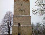 Wieża wodna w Białej, z 1606 roku zbudowana przez hrabiego Jerzego Prószkowskiego.