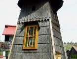 Zabytkowa dzwonnica w Soli
