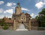Zamek Czocha -wejście