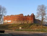 Zamek Drahim w Starym Drawsku
