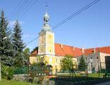 Zamek Prószkowskich w Białej