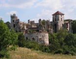 Zamek Tenczyn, Rudno
