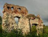 Zamek w Bochotncy